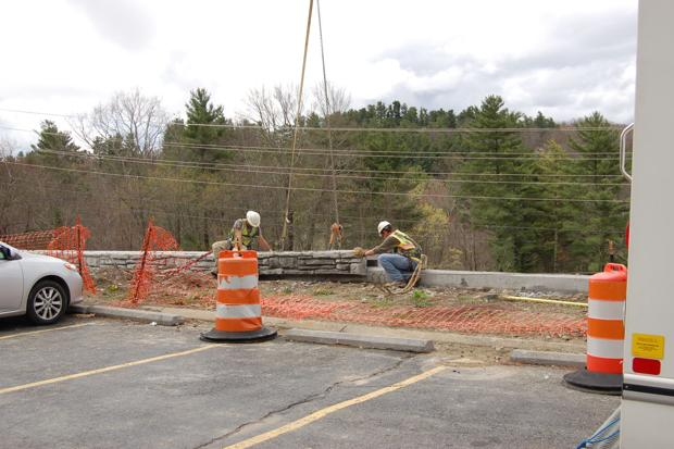Work resumes on U.S. 321 widening project in Blowing Rock