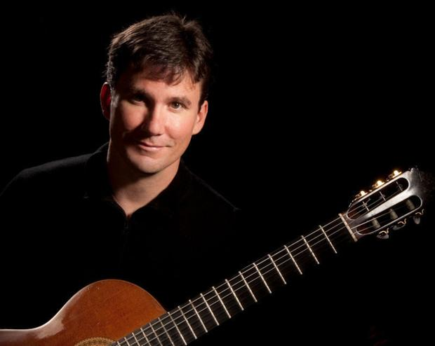 Critically acclaimed classical guitarist coming to Boone