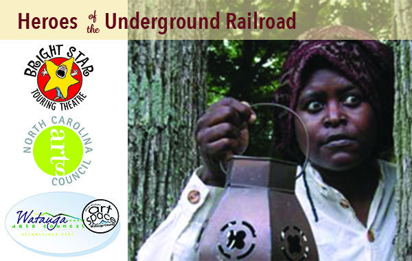 BRAHM presents 'Heroes of the Underground Railroad' Feb. 21