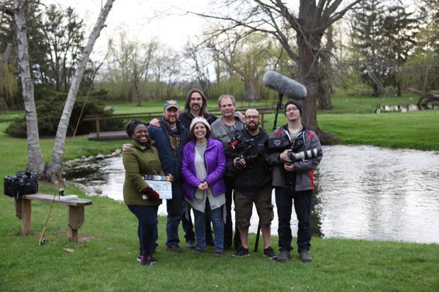 'A Craftsman's Legacy' — ASU professor directing TV show's third season
