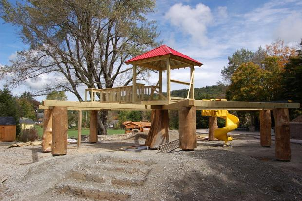 Playground Rejuvenation project launches online fundraising site