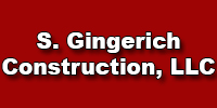 S. Gingerich Construction