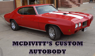 Mcdivitt's Custom Auto Body