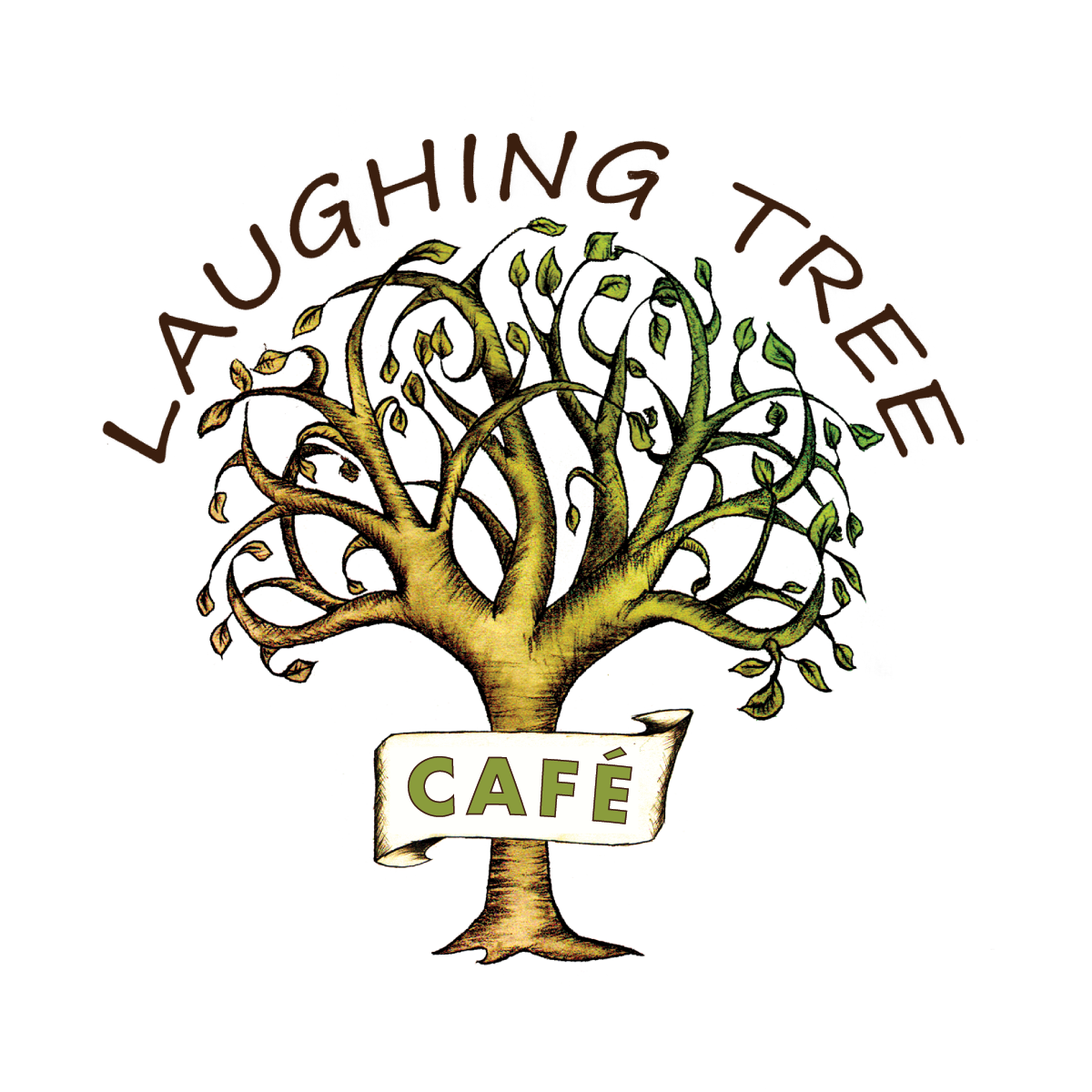 Laughing Tree Tea