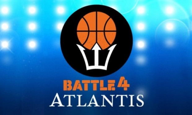 Battle 4 Atlantis Logo Battle 4 Atlantis Field