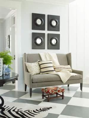 Neutral territory: Six ways to add pow to boring beige