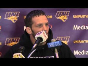 Panthers Wrestling as a Team With MAC Tournament Approaching