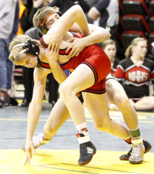 Photos: 2A High School State Wrestling