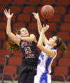 Girls' state basketball