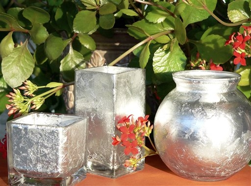 how to make mirror look like mercury glass