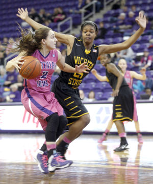 Photos: UNI-Wichita Basketball