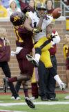 Iowa's got depth at RB, receiver