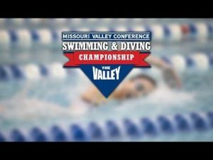 2014 MVC Swimming and Diving Championship (Day 1)