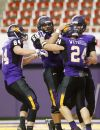 UNI hits high gear in spring game, 49-6