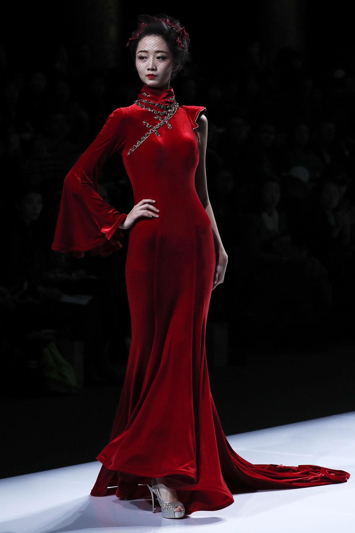 China fashion week in beijing 78