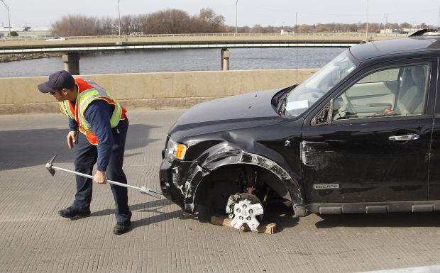 Cedar Ave Car Accident November