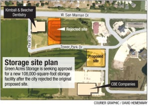Waterloo City Council approves tax breaks for storage business