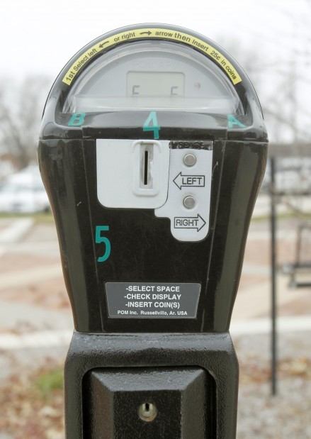 new downtown parking meters leave some confused