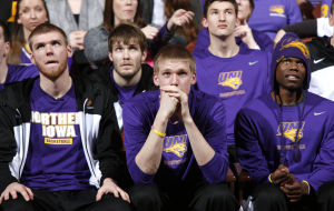 Photos: UNI NCAA selection party