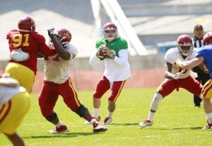 Photos: Iowa State spring football