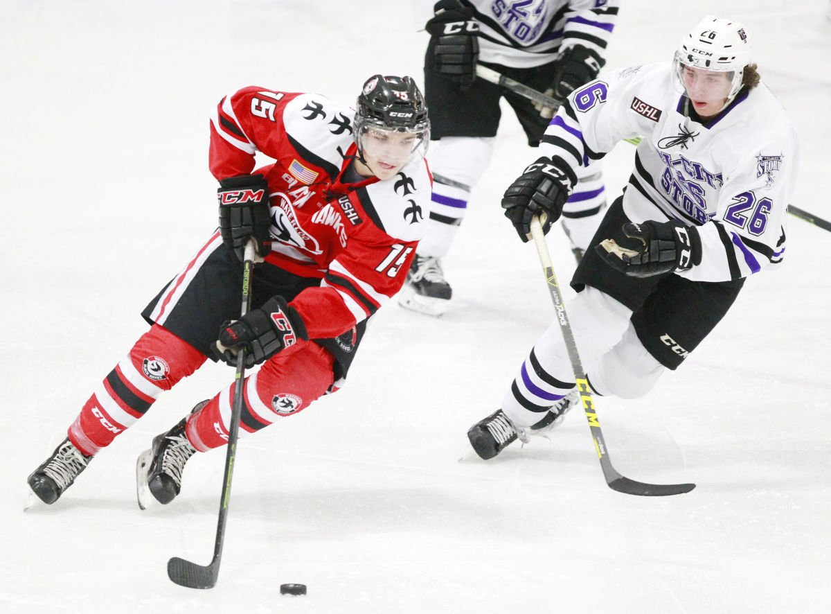 USHL: Bowers Following His Own Path