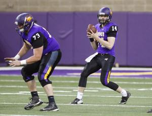 Photos: UNI spring game