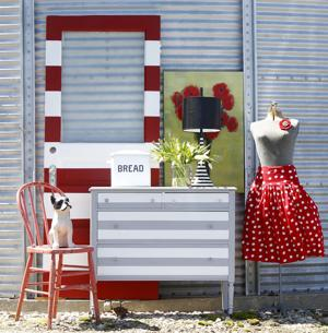 Fig & frolic: DIY stripes