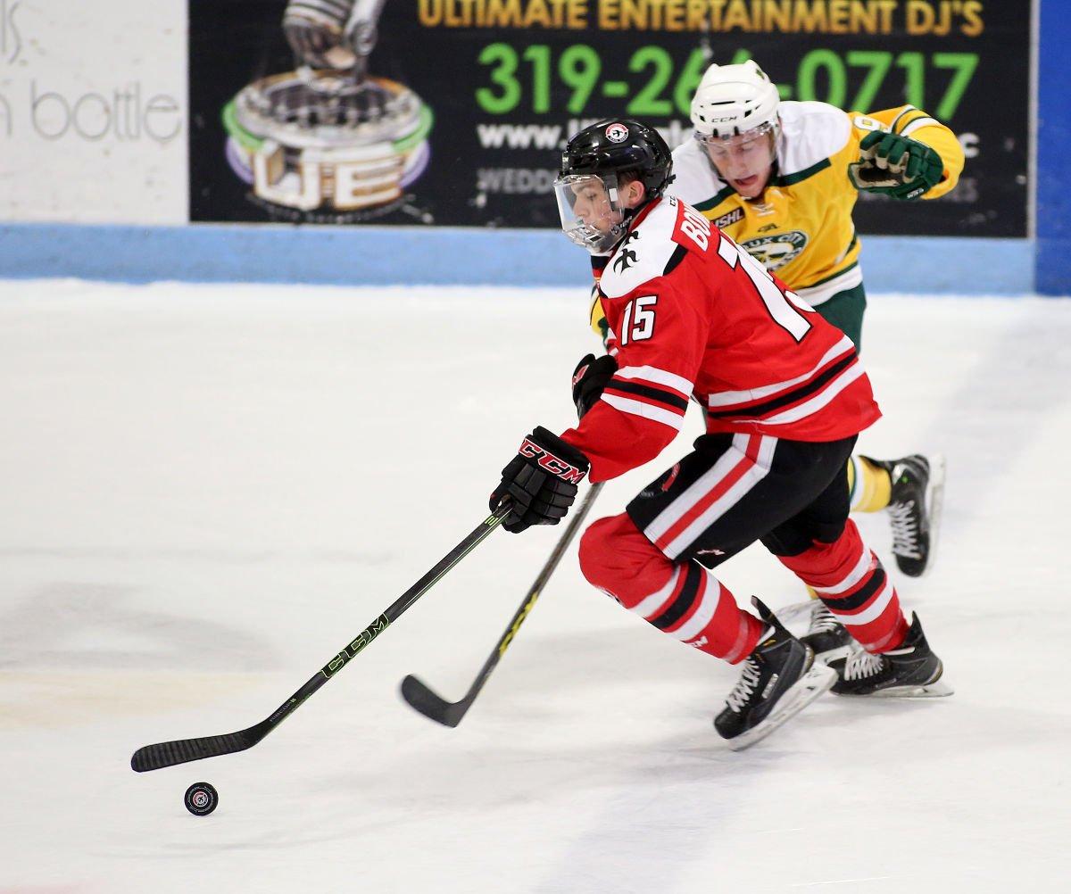 USHL: Black Hawks See A Complete Team In Sioux City