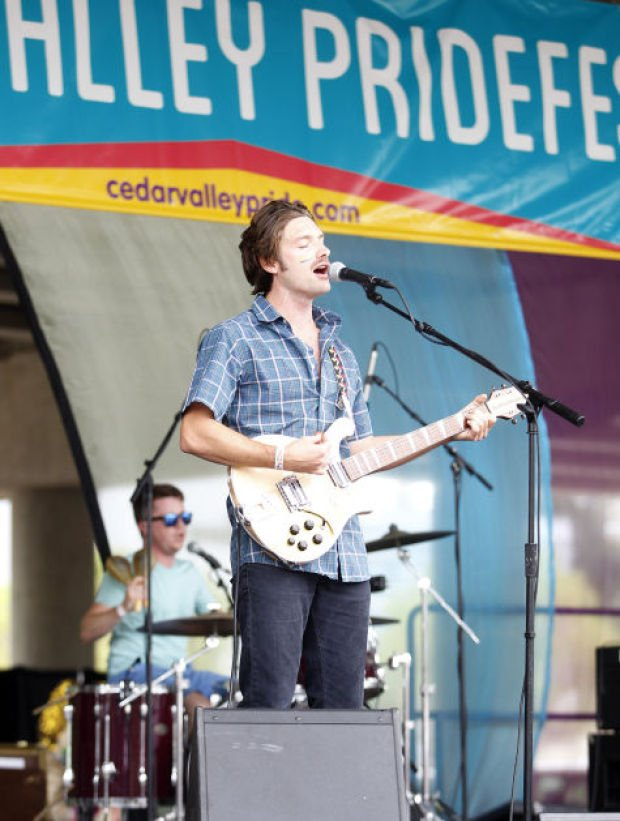 Live, local and a little loud: Music set for Cedar Falls RAGBRAI stop