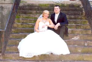Congratulations, Cody and Mollie Evinger!