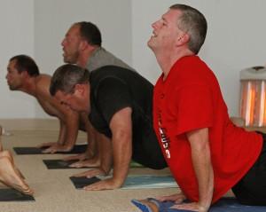 Releasing steam: New yoga studio heats things up