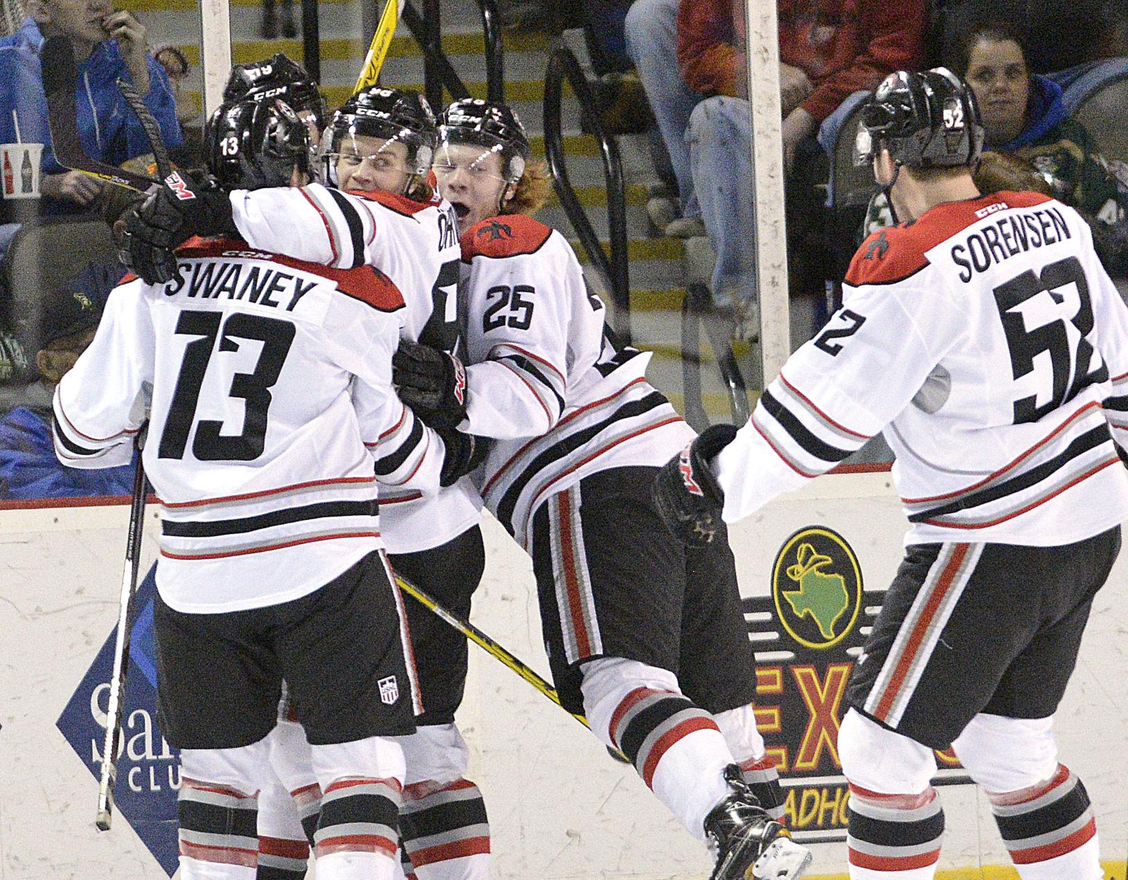 USHL: Miura Lifts Black Hawks To Thrilling 2-1 OT Win In Game 2