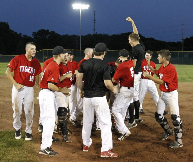 Photos Cedar Falls V Cedar Rapids Xavier Baseball July 16