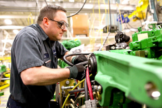 People Powered Workers Are Driving Success For John Deere