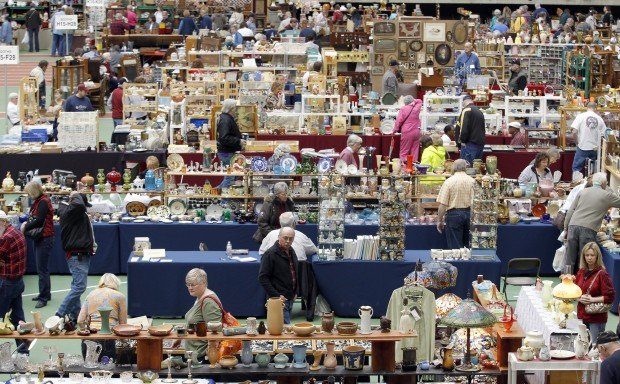 Wide Ranging Treasures Unearthed At Uni Dome Antique Show