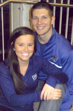 Happy Engagement, Natalie Craig and DJ Deery!