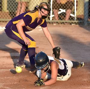 Photos: State softball tournament