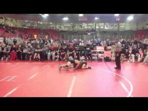 2013 Battle of Waterloo - Max Thomsen (Union) vs Trevor Har