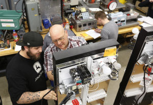 Short-term training grows at Hawkeye Community College