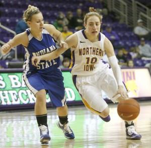 Photos: Indiana State at Northern Iowa Women's Basketball
