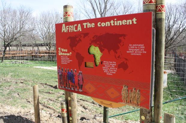 Blank Park Zoo Calendar : Des moines zoo to open million exhibit