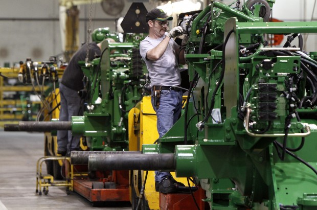 John Deere Assembly Line : Mp john deere assembly