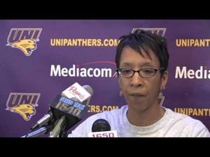 UNI Women's Basketball to Take on Missouri State and Wichita State on the Road