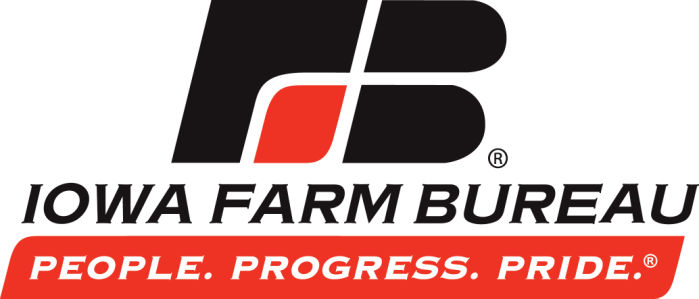 Iowa Farms Inc Iowa Farm Bureau Logo