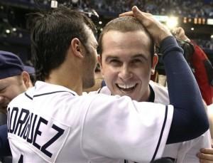 Photos: MLB's exciting last night