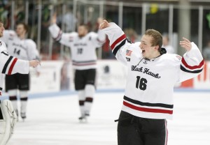 USHL: Waterloo Black Hawks Win 5-3; Stay Alive In Clark Cup Series