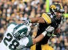 UPDATE: Hawkeyes suspend Coker for Insight Bowl