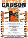 Battle for Willie Gadson flyer