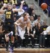 Iowa women to open NCAA Tourney vs. Marist