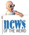 Clip art News of the Weird logo